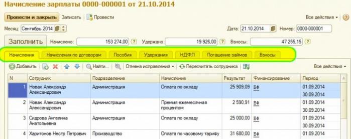 Тонкости и новинки в ЗУП 3.0 (по состоянию на сентябрь 2015 г.)